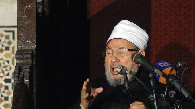 اتحاد العلماء المسلمين يكشف الحقيقة الكاملة لوفاة الشيخ القرضاوي متأثراً بإصابته بكورونا