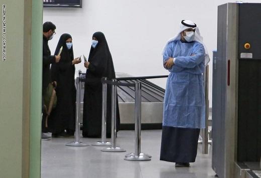الكويت: 719 إصابة جديدة بكورونا