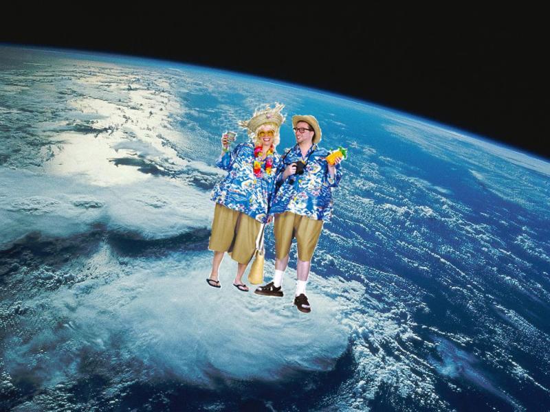 """""""ناسا"""" بصدد تنظيم رحلات سياحية إلى الفضاء خلال 2020"""