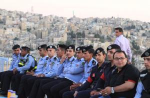 """""""سند """" تحتفي بنشامى الأمن العام في ختام رمضان ."""