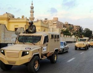 مصر تمدد وجود قواتها في الخليج والبحر الأحمر