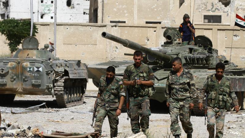 """معركة الرقة بدأت..الجيش السوري يدخل الرقة بعد سيطرة داعش عليها لسنوات """" تفاصيل"""""""