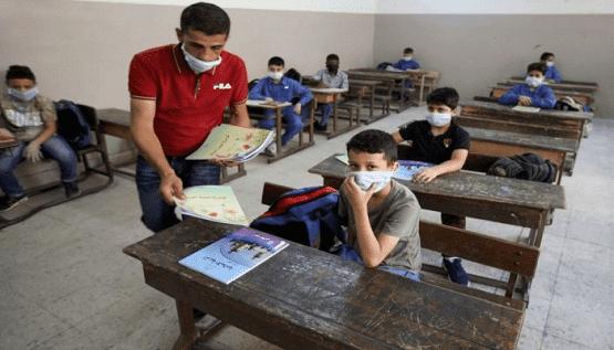 النعيمي :  التعليم الوجاهي سيبدأ بالصفوف من رياض الأطفال إلى الصف الثالث والصف الثاني عشر