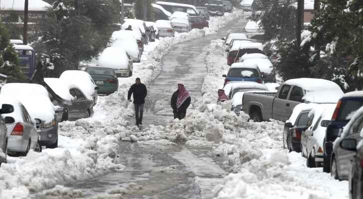 تعرفوا على آخر تطورات المنخفض القطبي المرتقب و فرص تساقط الثلوج