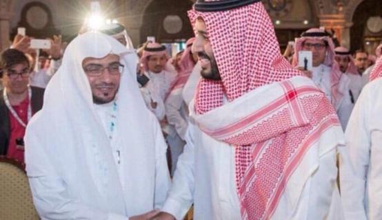 إعفاء المغامسي من الإمامة بعد تغريدة كورونا والسجناء