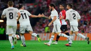 تشكيلة ريال مدريد المتوقعة في مباراة اليوم ضد روما