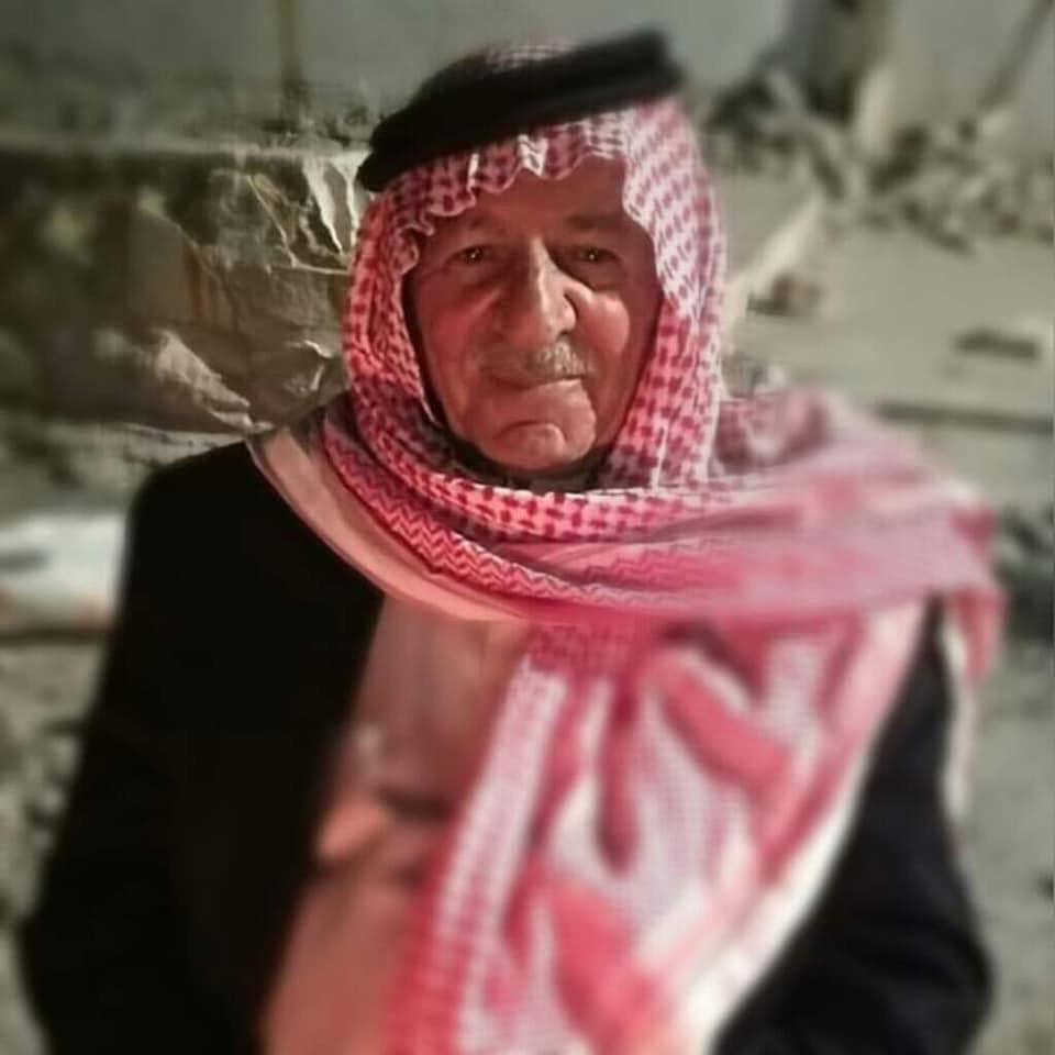 نواف عبدالكريم الشديفات  ..  يرحل