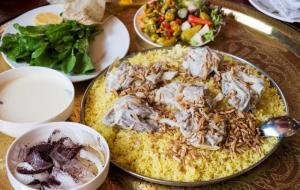 بالصور  ..  تعرف على اشهر وافضل المطاعم في عمان الاردنية