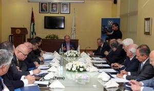 الملقي: أولوية العطاءات الحكومية للشركات التي توظف أردنيين