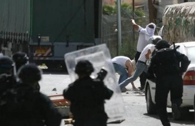 تجدد الاشتباكات مع الاحتلال في القدس