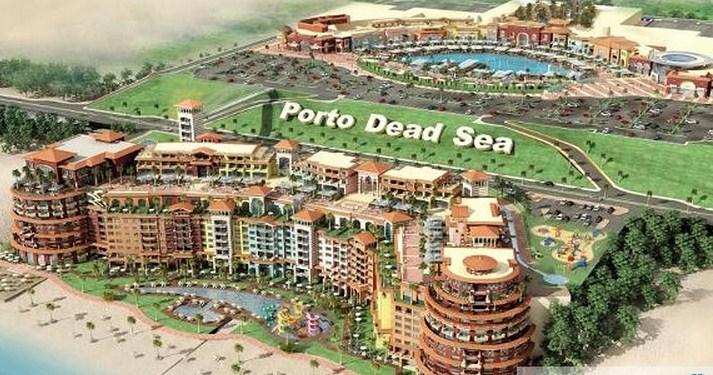 سرايا تحتفظ بالوثائق ... جدل قانوني حول عقد بيع الحكومة لأرض بورتو البحر الميت