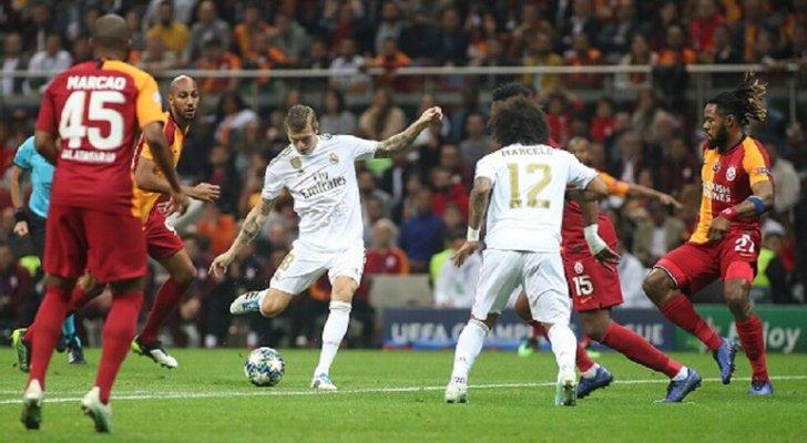 ريال مدريد يعود بفوز ثمين من تركيا