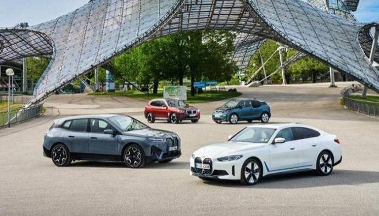 سيارات كهربائية جديدة من بي إم دبليو مزودة بـ5G