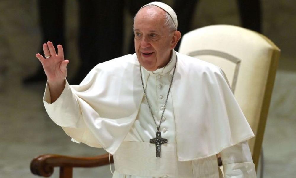 إصابة شخص بكورونا في مقر إقامة البابا بالفاتيكان