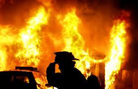 جنين:إصابة مواطن إثر نشوب حريق بمنزله