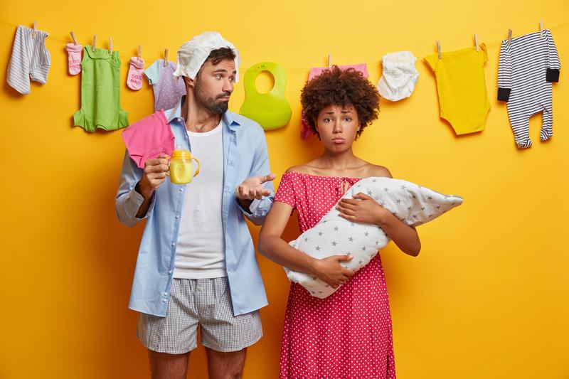 أطعمة توقف الإسهال عند الأطفال الرضع