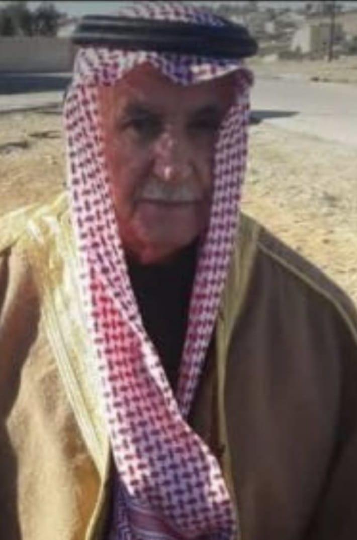 والد العقيد محمود نمر الفايز في ذمة الله