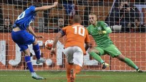 آيسلندا تفوز علي هولندا بهدف في التصفيات المؤهلة لكأس اوروبا