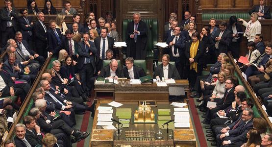 البرلمان البريطاني يصوت لصالح اتفاق بريكسيت الذي توصل إليه جونسون والاتحاد الأوروبي