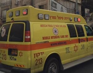 إصابة إسرائيلي طعناً بالقدس