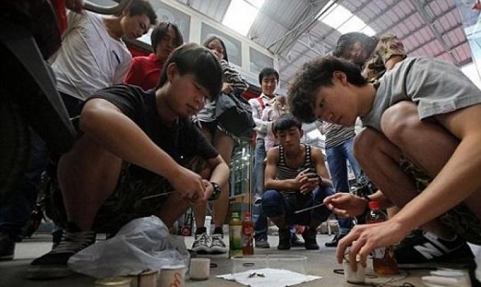 رياضة صينية Image