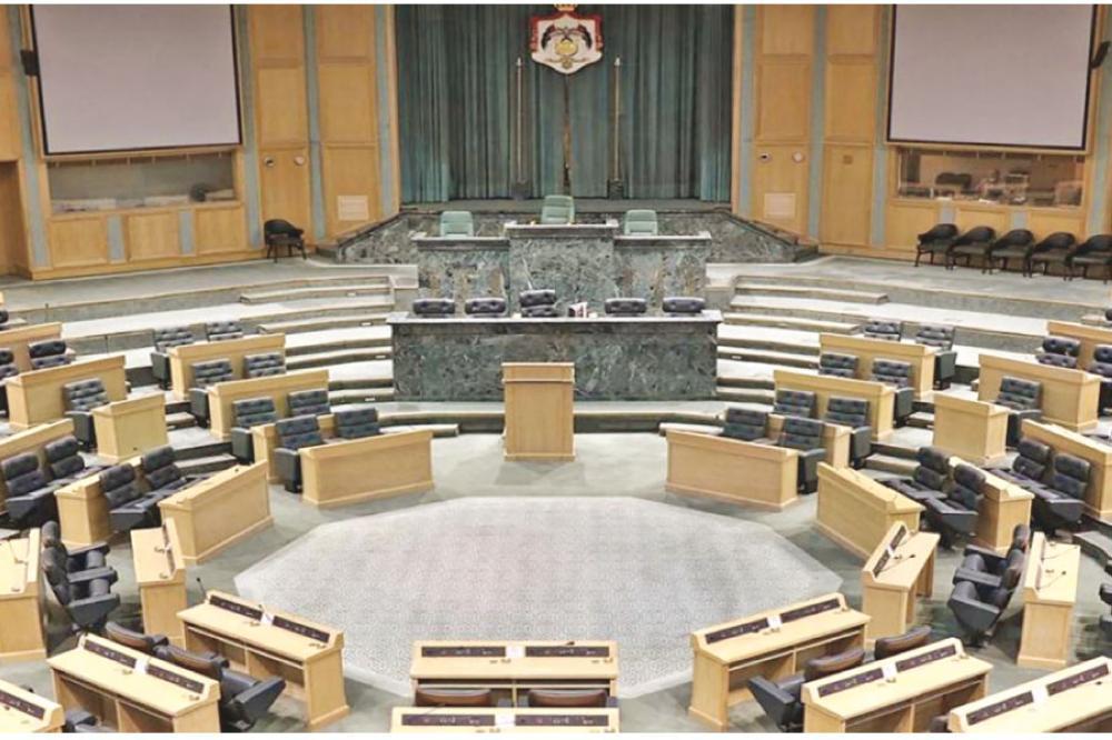 متى تنتهي المدة الدستورية لمجلس الأعيان و هل سيعيد الملك تشكيله قبل الانتخابات أم بعدها؟