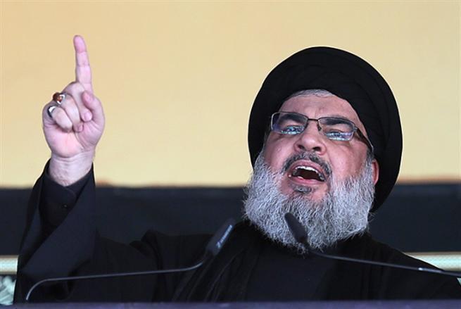 نصر الله: لا يمكننا السكوت عن جريمة بهذا الحجم اذا ثبت ان اسرائيل تقف وراء انفجار بيروت