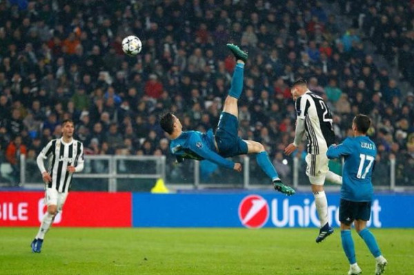 كريستيانو رونالدو يختار هدفه المفضل