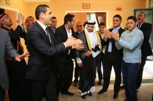 بالصور.. حفل زفاف الشاب محمود زياد الغزاوي