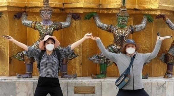 السياحة الداخلية في تايلند تنتعش ..  رغم كورونا