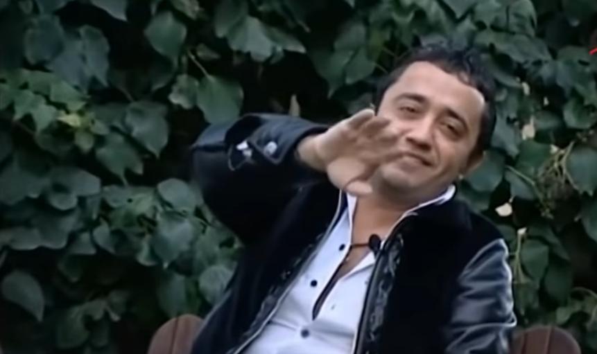 الفنان علي الديك !! والمذيعة بدها تروح تطبخ !! فقد اعصابه