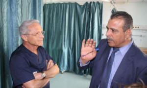 طبيب إيطالي يجري عمليات قلب لأطفال أردنيين وسوريين مجانا