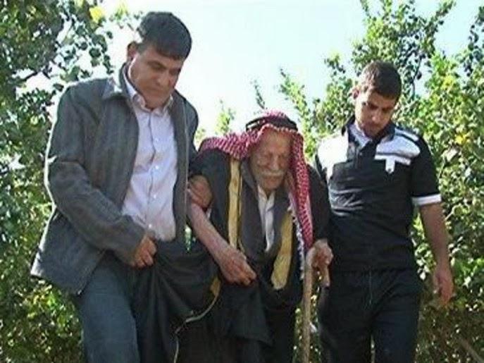أكبر مُعَمِر في غزة بعمر 125 عاماً