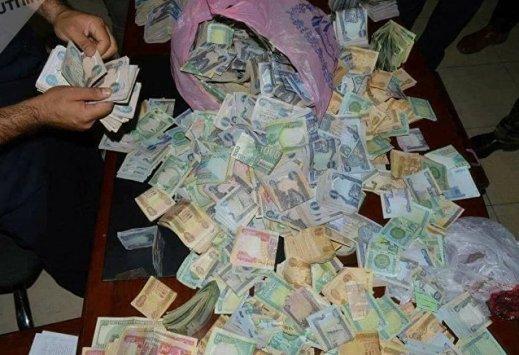 تعرف كم تركت متسولة عربية من الاموال بعد وفاتها ...