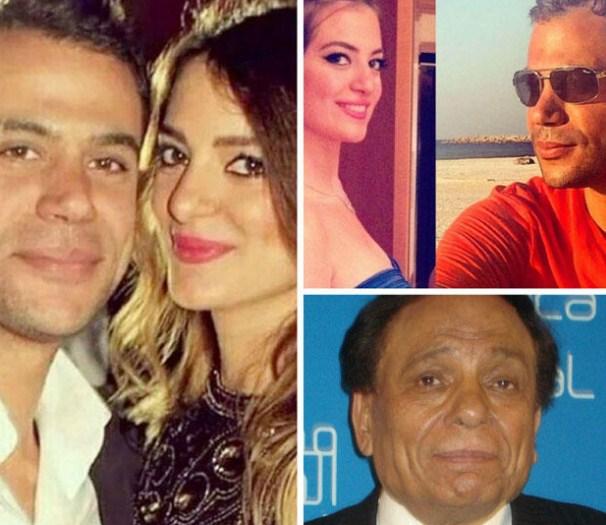 محمد امام يرفض الافصاح عن اجره الضخم لحملة اعلانية مع احدى الشركات
