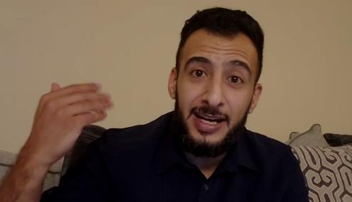 الديوان يهاتف مغترب اردني في امريكا وينقل له تحيات الملك بعد نشر سرايا لفيديو عن اوضاع الاردنيين