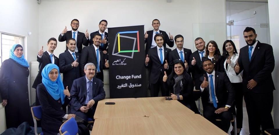 الأميرة سمية بنت الحسن تلتقي أسرة جامعة الأميرة سمية للتكنولوجيا ومجلس طلبتها وأمنائها