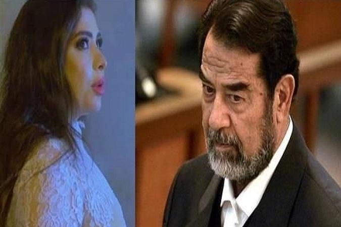 """حفيدة صدام تكشف أسرار خروج عائلتها من العراق  ..  """"تفاصيل"""""""