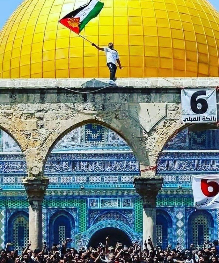 بيان صادر عن تيار المؤتمر الوطني الأردني العام حول ما يجري من استهداف للمقدسات الإسلامية في القدس