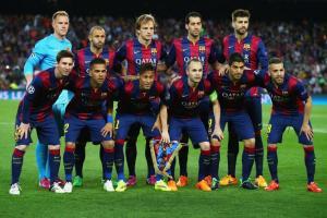 """برشلونة يستعيد صدارة """"الليجا"""" من قطبي مدريد"""