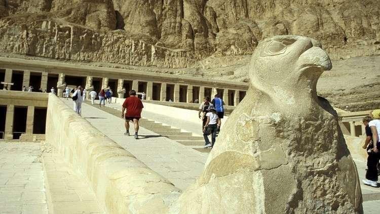 عصابة تقود الشرطة المصرية لاكتشاف مدينة أثرية كاملة