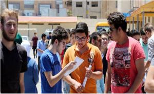 102 ألف طالب ''توجيهي'' يختتمون امتحانات الدورة الصيفية اليوم