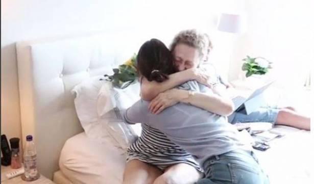 بالفيديو: ماذا فعلت بيلا حديد من أجل جدتها المريضة بالسرطان?