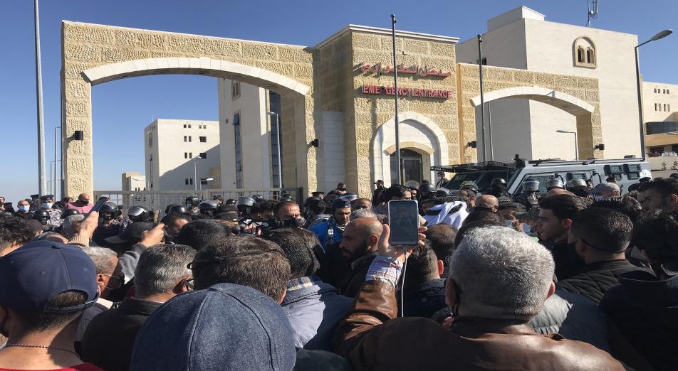 محكمة صُلح جزاء عمَّان تستمع لشهود نيابة عامة في قضية مستشفى السَّلط الحكومي