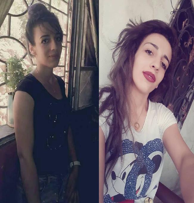 """بالصور  ..  شبان يختطفون الفتاة السورية """"كاترين مزهر"""" لبيعها مقابل مبلغ مالي كبير"""