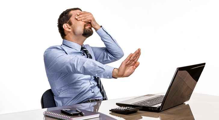 تطبيق إلكتروني لقياس درجة انتباه الموظف أثناء العمل