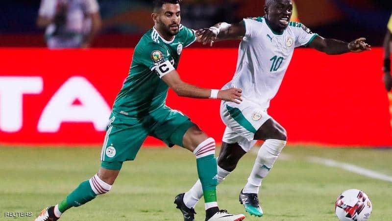 """""""خطوة ناقصة"""" تحفز مدرب السنغال في مواجهة الجزائر"""