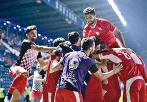 الأولمبي إلى ربع نهائي كأس آسيا