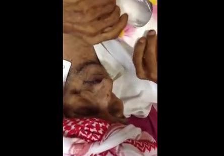 سعودي عمره 137 عاماً في غيبوبة لا يقوم منها الا بالاذان