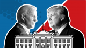 شاهدوا بالفيديو  ..  ترامب أم بايدن  ..  لمن سيصوت مشاهير أمريكا؟